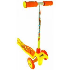D'arpèje Funbee - Trottinette flexible 3 roues