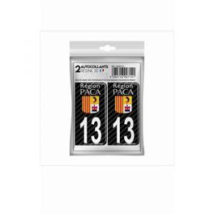 Cadox 2 Stickers En 3d Département Bouches Du Rhône 13