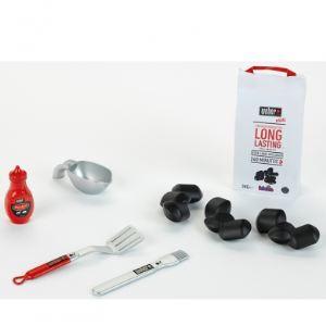 Klein 9412 - Set accessoires barbecue Weber