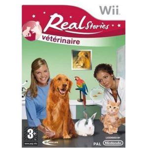 Real Stories : Vétérinaire [Wii]