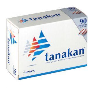 Demios Oneiron Tanakan 40 mg - Troubles de la mémoire (boîte de 90)