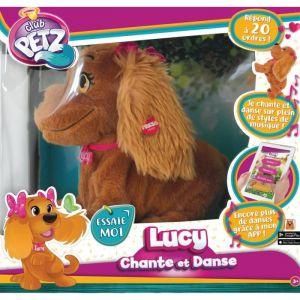 IMC Toys Peluche Lucy Chante et Danse
