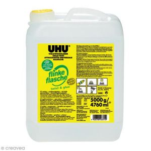 UHU Colle Twist & Glue - Flacon de 5 kilos