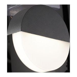 Lo Design Applique extérieure led EVM-GA Gris anthracite Aluminium LO00014448
