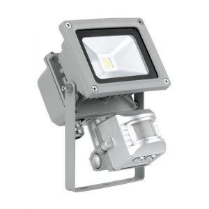 Eglo Faedo - Projecteur d'extérieur à fixer avec détecteur LED intégrée 10 W