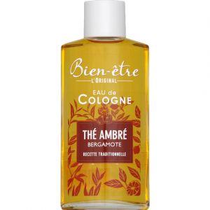 Bien-être Thé Ambré Bergamote - Eau de Cologne pour femme