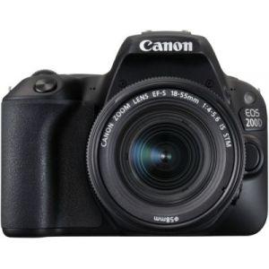 Canon EOS 2000D (avec 2 objectifs 18-55 mm et 50mm)