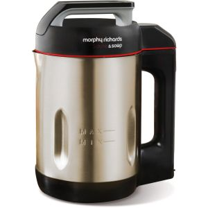 Morphy richards M501019FR - Blender chauffant Soup 1,6 L