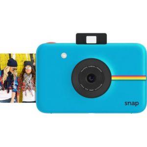 Polaroid Pack Snap Numérique Instantané Bleu + 10 Feuilles