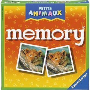 Ravensburger Grand memory : petits animaux
