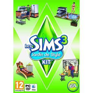 Les Sims 3 : Kit Jardin de Style - Extension du jeu [PC, MAC]