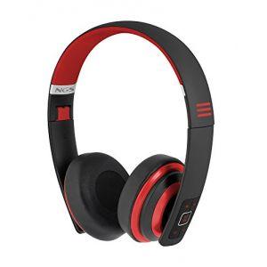NGS Black Artica Premium - Casque-micro Bluetooth