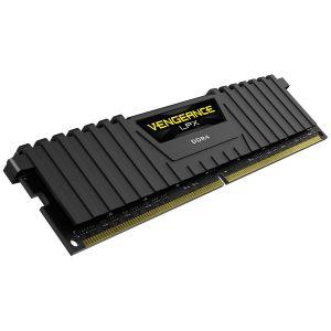 Corsair CMK16GX4M1A2666C16 - Barrette mémoire Vengeance LPX 16 Go DDR4 2666 MHz CL16