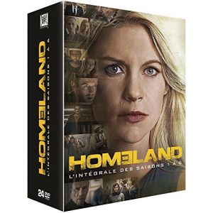 Homeland - L'intégrale des Saisons 1 à 6