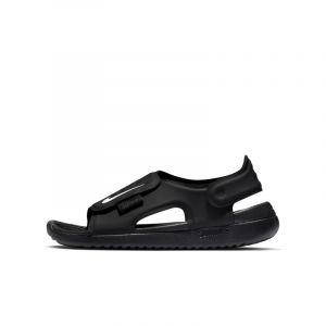 Nike Sandale Sunray Adjust 5 pour Jeune enfant/Enfant plus âgé - Noir - Taille 33.5