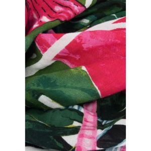 Guess Foulard fleuri coloré