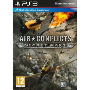 Air Conflicts : Secret Wars (PlayStation Move) [PS3]