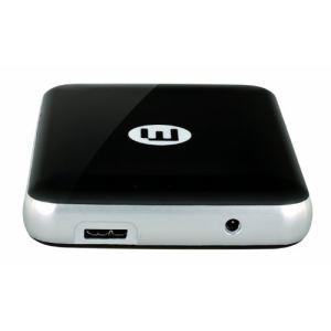 Memup KIOSKLSWIFI500GB - Disque dur externe Kiosk LS WiFi 500 Go 2.5'' USB 3.0