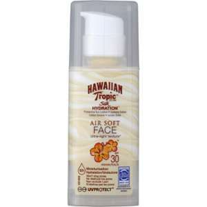 Hawaiian Tropic Lotion Visage SPF 30 50ml