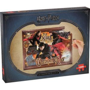 Winning Moves Puzzle 1000 pièces Quidditch Harry Potter