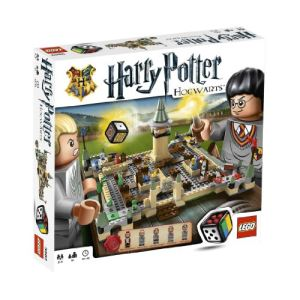 Lego 3862 - Games : Harry Potter Hogwarts