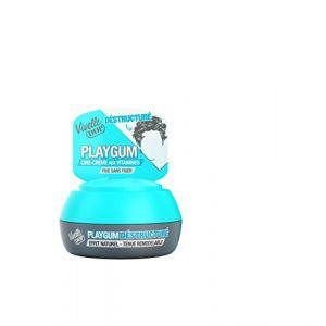 Vivelle Dop Playgum Destructuré - Cire-crème effet naturel tenue très forte