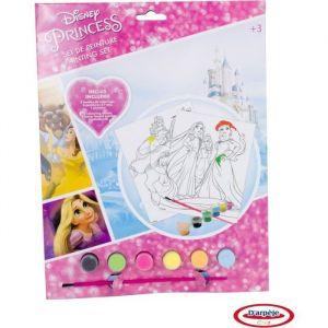 D'arpèje Set de peinture Disney Princesses