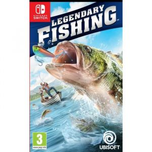 Legendary Fishing [Switch]