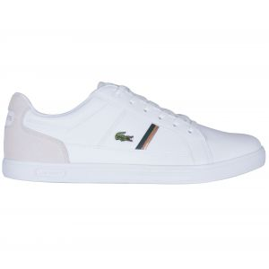 Lacoste Europa 319 1 chaussures Hommes blanc T. 42,5