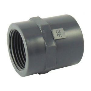 Codital Manchon PVC pression mixte FF Ø90-3 de - Raccord PVC pression