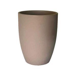 Chapelu Rondo Ø38 cm - Pot de fleurs rond 38 x 50 cm