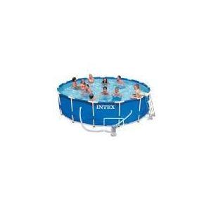 Intex 28234 - Piscine tubulaire ronde Ø 457 x 107 cm