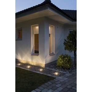 Konstsmide Lampe LED encastrable pour extéieur 3 W aluminium 7902-310