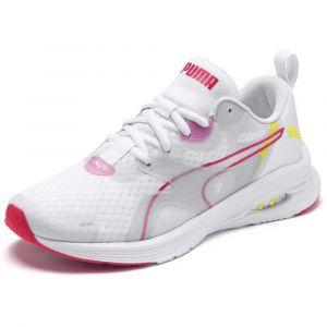 Puma Chaussures de running Hybrid Fuego Blanc / Rose - Taille 36