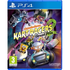 Nickelodeon Kart Racers: Grand Prix [PS4]