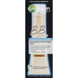 Garnier SkinActive BB Crème Soin miracle perfecteur 5 en 1 Medium