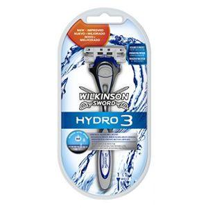 Wilkinson Hydro 3 - Rasoir pour Homme