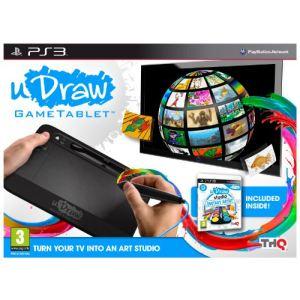 THQ uDraw GameTablet + uDraw Studio : Dessiner Facilement pour PS3