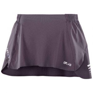Salomon Jupes S-lab Skirt - Maverick - Taille XL