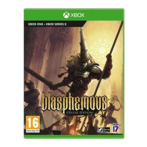 Blasphemous Deluxe Edition (Xbox One/Xbox Series X) [XBOX One, Xbox Series X|S]