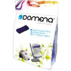 Image de Domena 500970930 - Lingette longues fibres spéciale parquet avec scratchs de fixation
