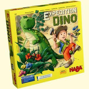 Haba Expédition Dino