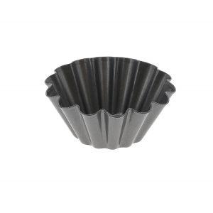 De Buyer Moule mini brioche anti adhesif - ø 10 cm