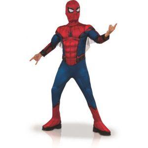 Rubie's Spider-Man Homecoming - Déguisement Classique avec Couvre-Botte - Taille M