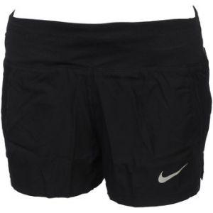 Nike W NK FLX 3IN Triumph, Short de Sport Femme, Nero 010, 40