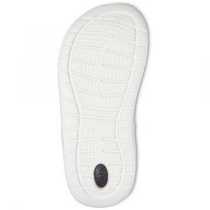 Crocs Literide Clog, Sabots Mixte Adulte, Vert (Neo Mint/Almost White 3tp), 36/37 EU