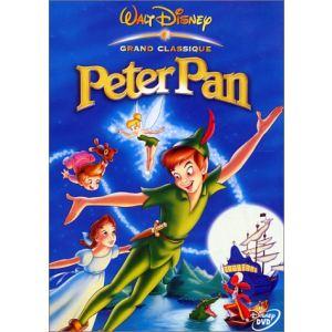 Peter Pan - de Hamilton Luske (Dessin Animé)