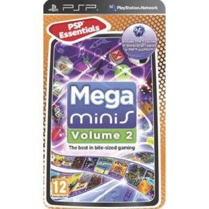 Mega minis Volume 2 sur PSP