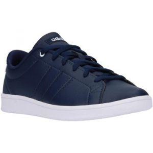 Adidas Advantage Clean QT, Chaussures de Fitness Femme, Bleu Maruni/Ftwbla 000, 40 2/3 EU