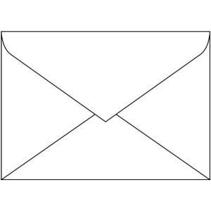 Sigel 50 enveloppes 16,2 x 22,9 cm (100 g)